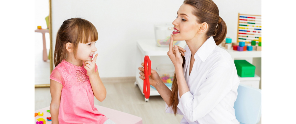 Speech Therapy image