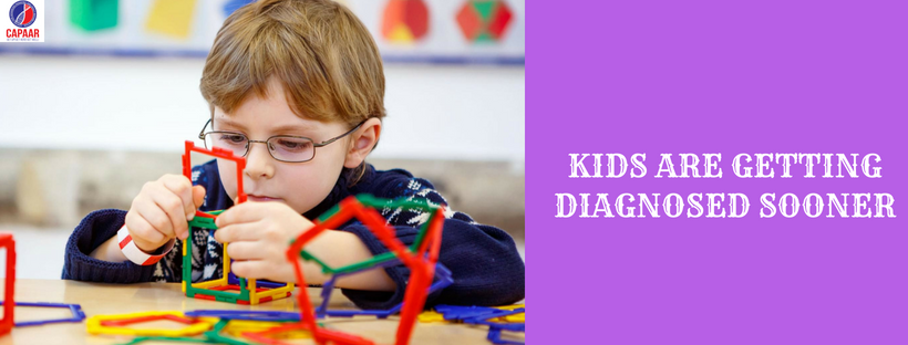 Kids Are Getting Diagnosed Sooner| Best Autism Treatment in Bangalore