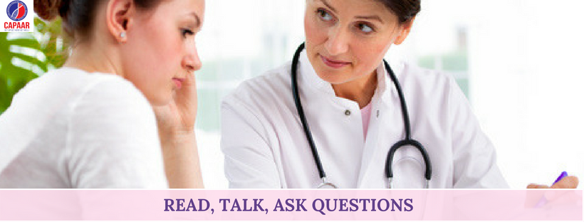 READ, TALK, ASK QUESTIONS | Best Autism treatment Bangalore