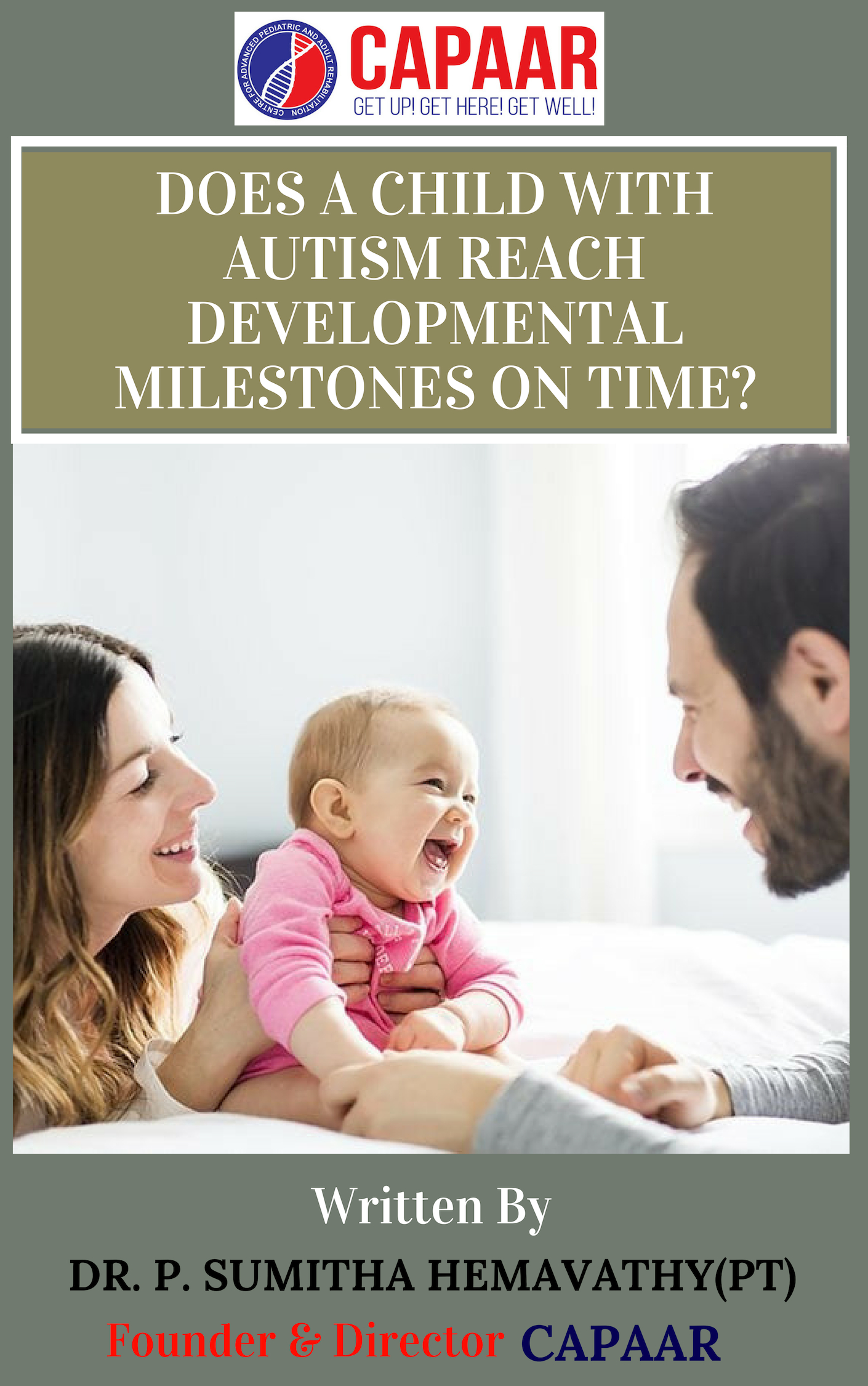 Developmental Milestones on Time | Best Centre for Autism Treatment Bangalore