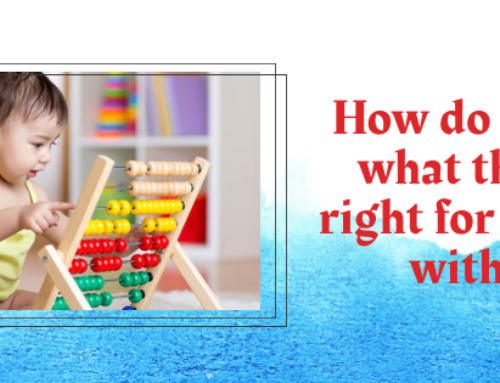 How Do You Know What Therapy is Right For Your Child With ASD?