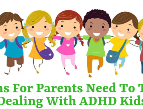 Precautions For Parents Need To Take While Dealing With ADHD Kids