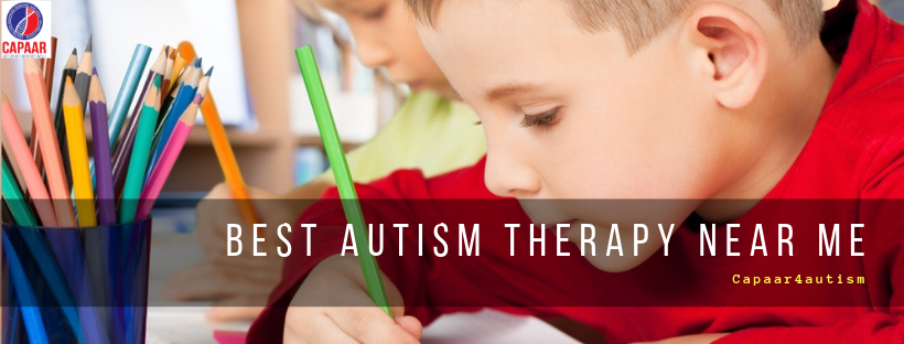 Best Autism Therapy Near Me