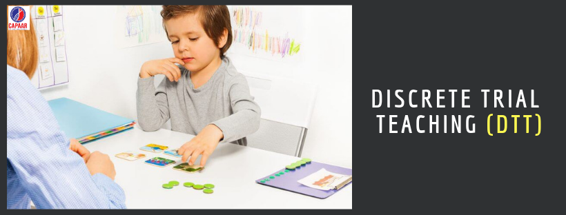 Discrete Trial Teaching | Best Autism Therapy Near Me