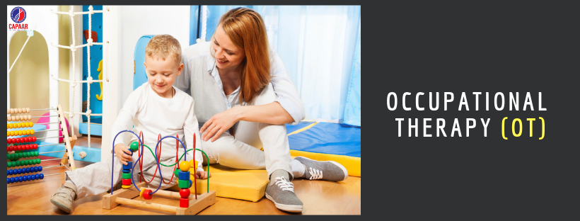 Occupational Therapy | Best Autism Therapy Near Me
