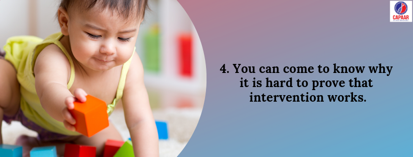 Intervention works | Best Autism Spectrum Disorder Therapies in Bangalore