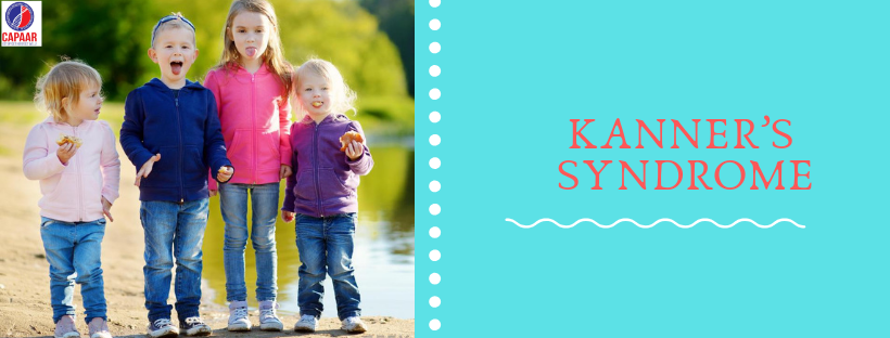 Kanner's Syndrome | Best Autism Therapy Centre in Bangalore