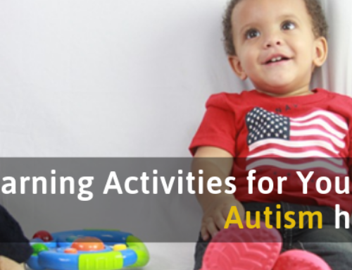 5 Fun Learning Activities for Your Child with Autism helps to Develop