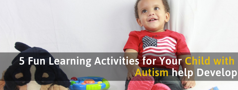 Fun Activities for Autism Child | Center for Autism in Bangalore