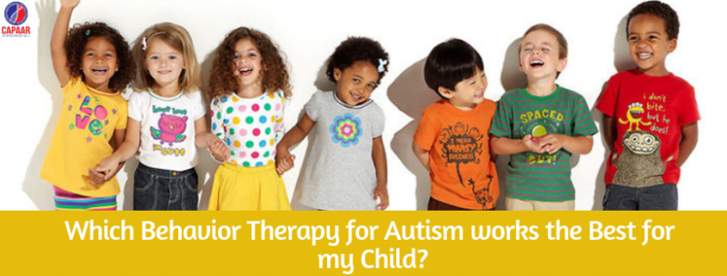 Behavior Therapy for Autism in Bangalore