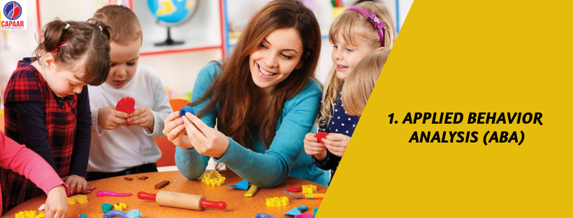 Applied Behavior Analysis | Behavior Therapy for Autism in Bangalore