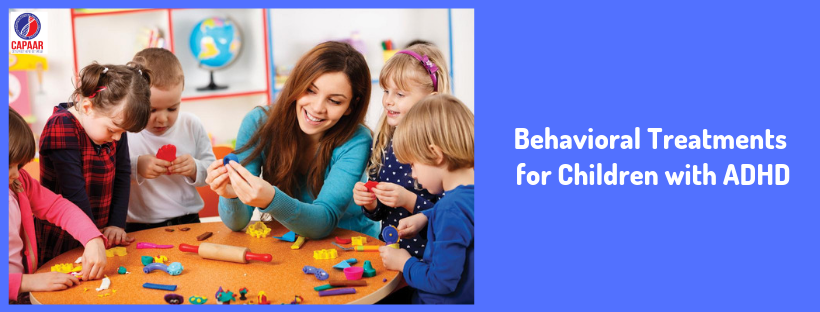 Behaviour Therapy | Best Autism Treatment in Bangalore