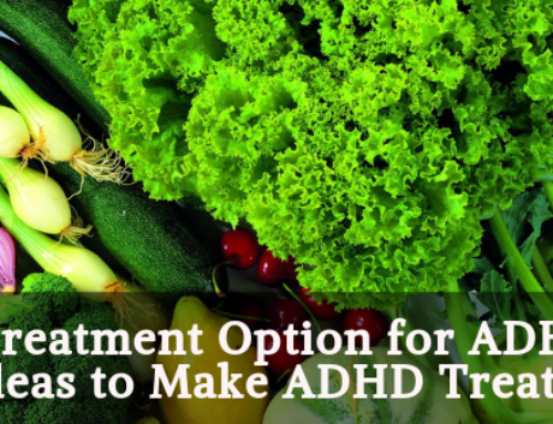 Food as Treatment Option for ADHD: Good Breakfast Ideas to Make ADHD Treatment Better