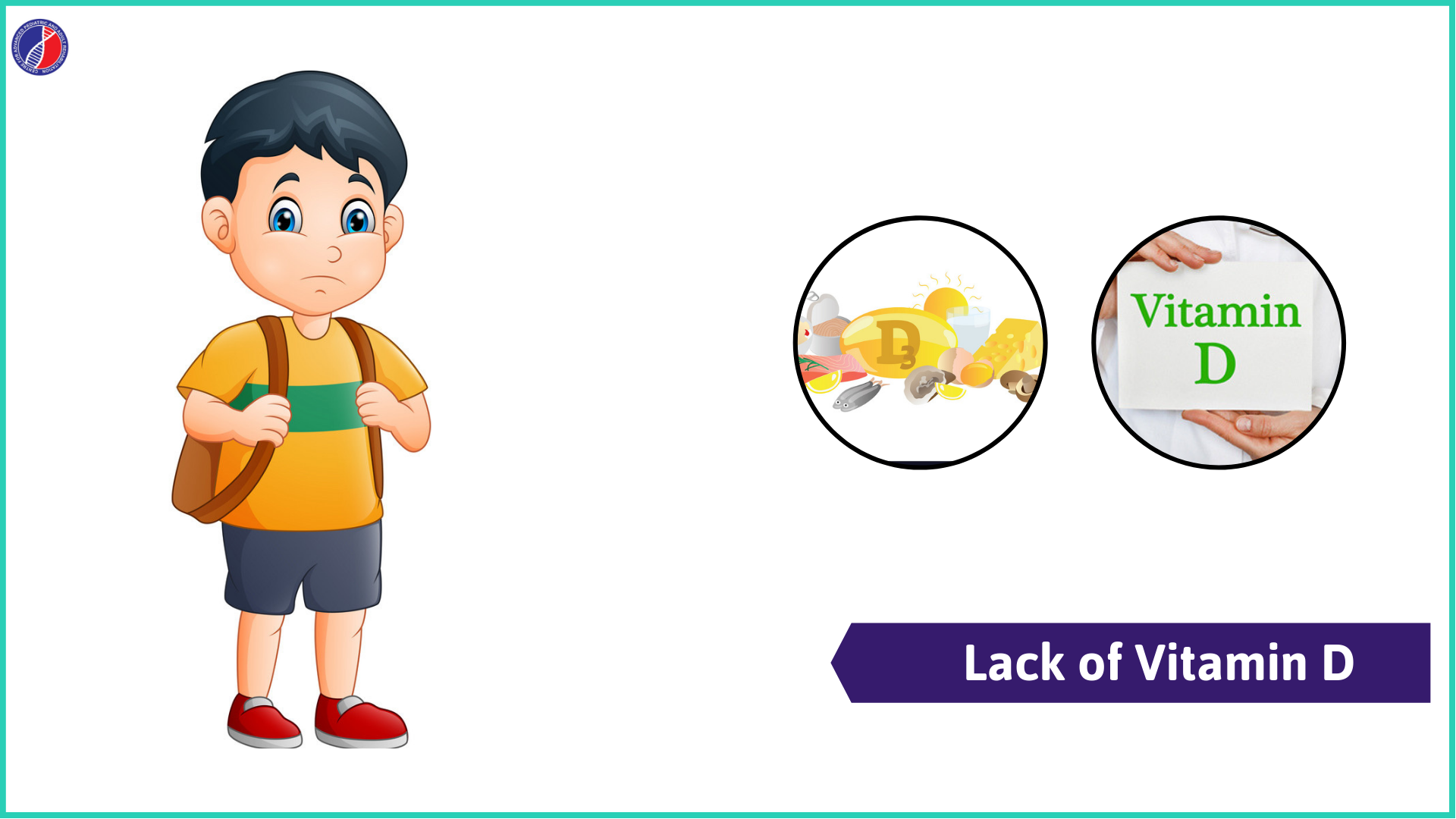 Lack of Vitamin D | Best Centre for Autism in Bangalore