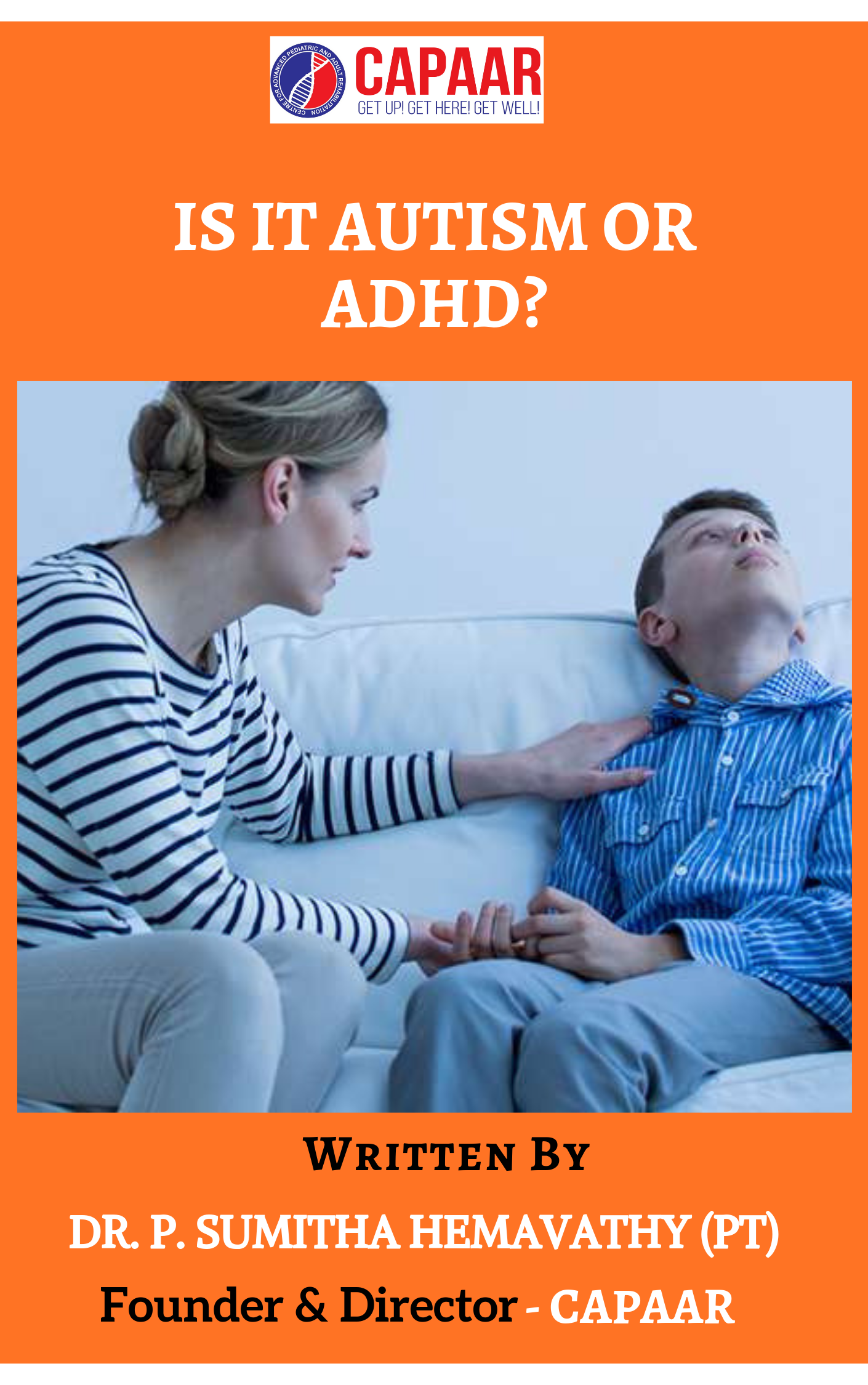 Is It Autism or ADHD