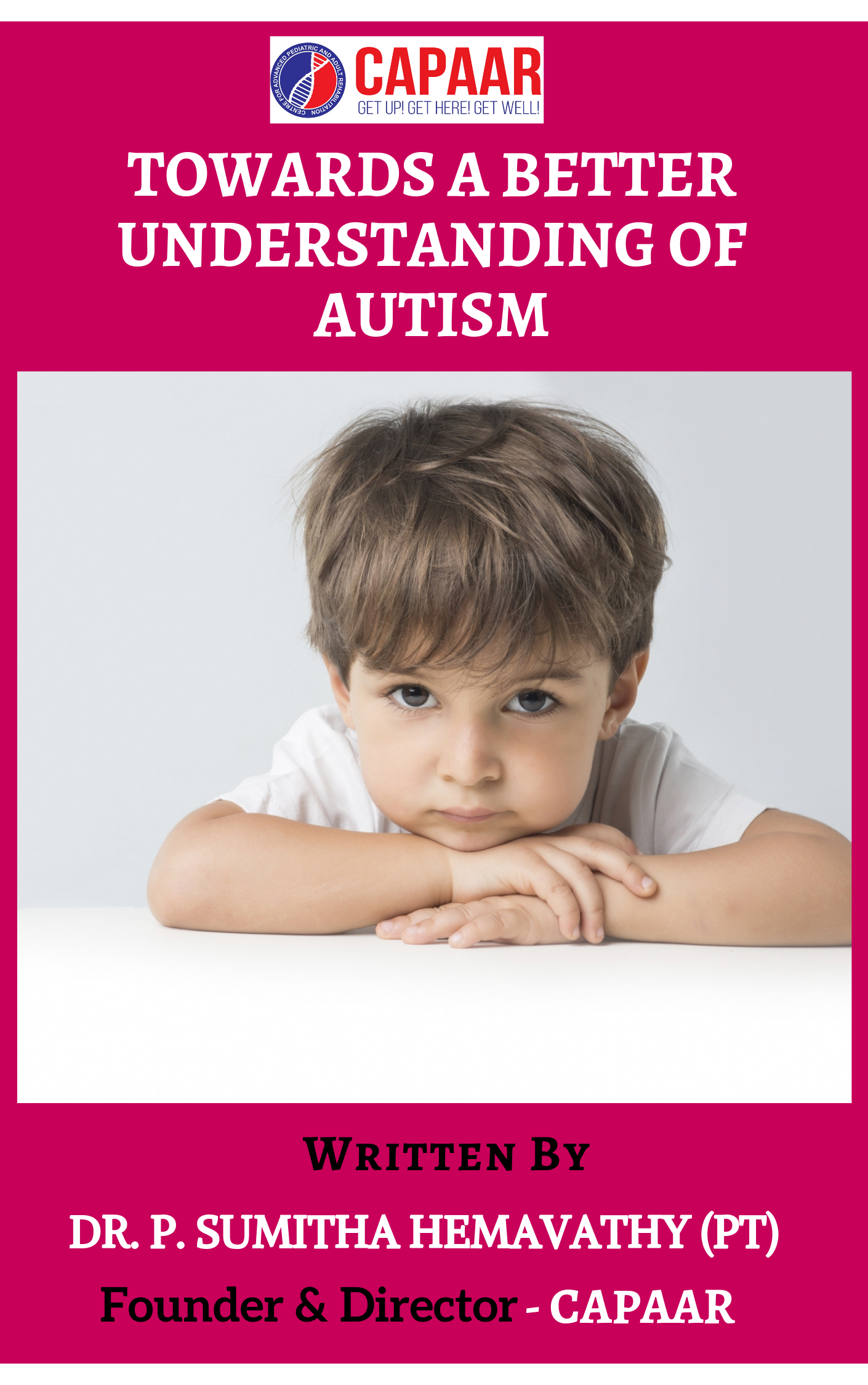 Towards a Better Understanding of Autism