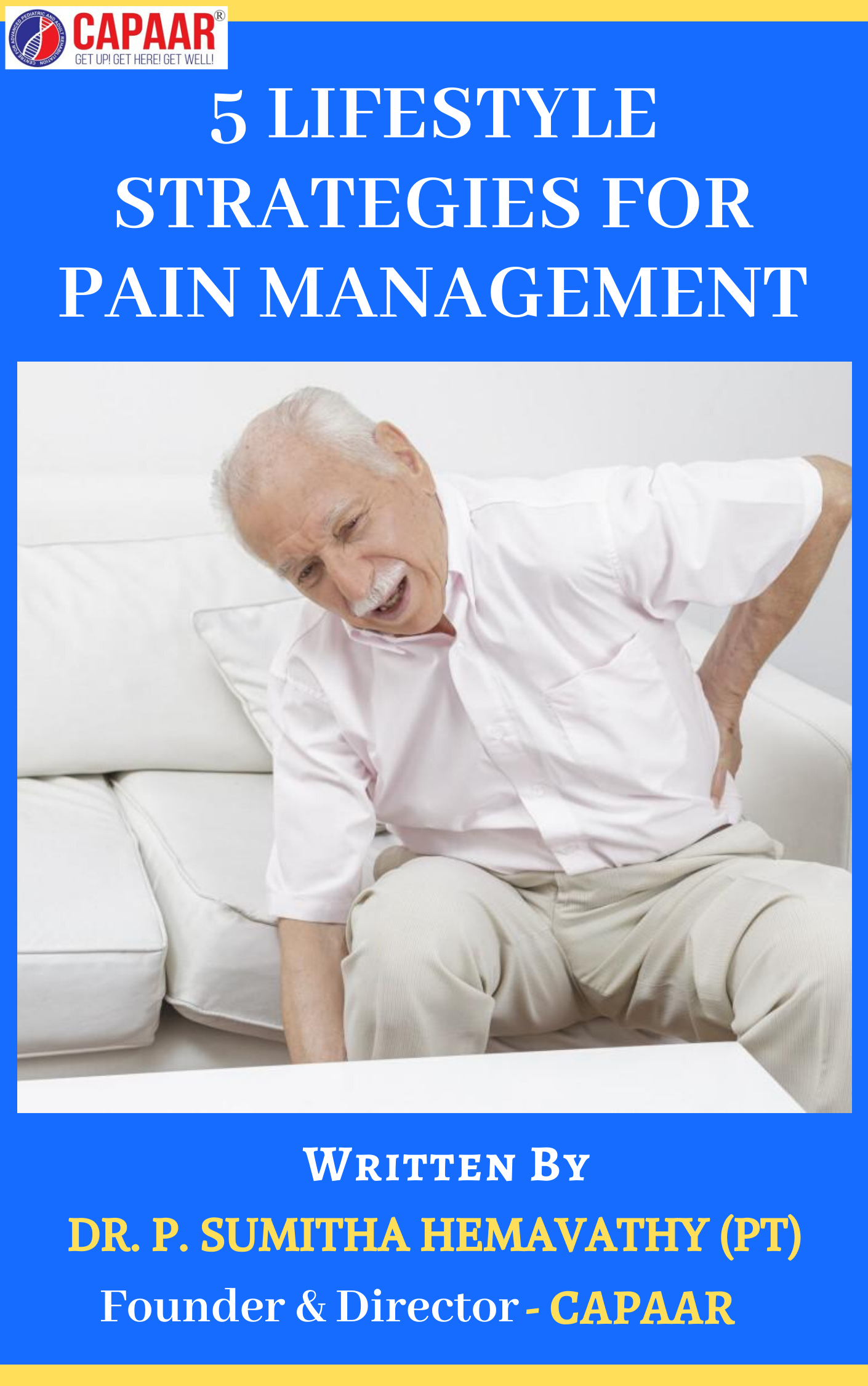 5 Lifestyle Strategies for Pain Management