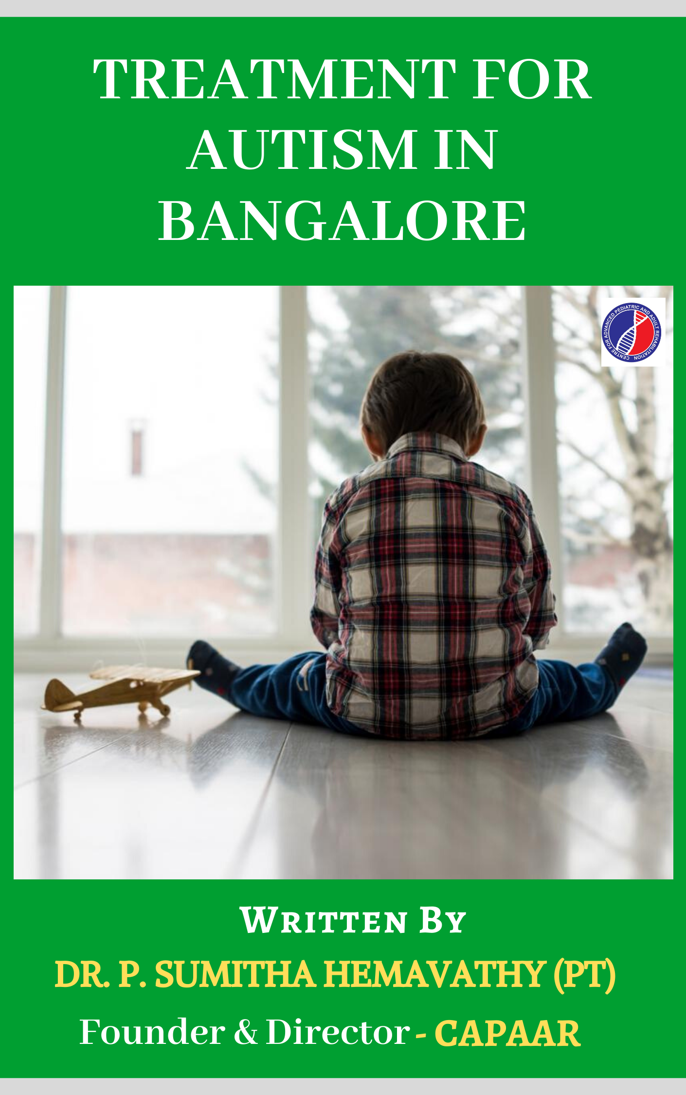 Treatment for Autism in Bangalore