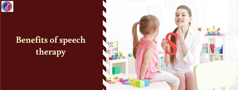 Benefits of speech therapy for autism