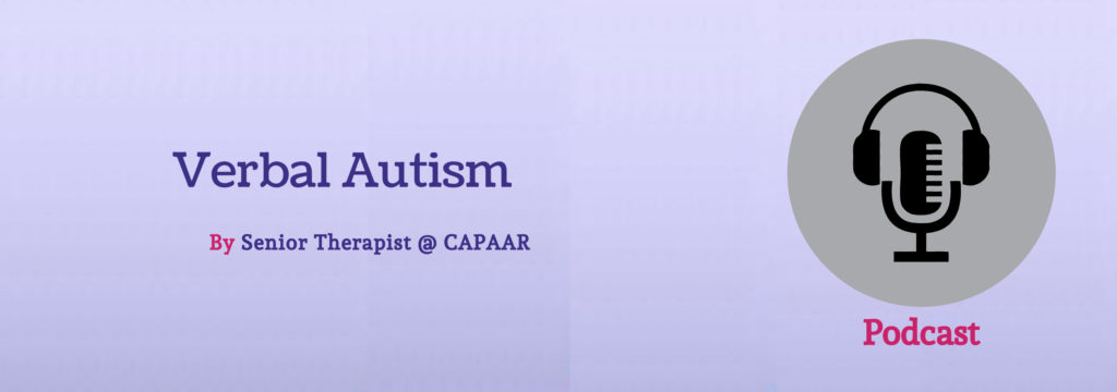 Overview of Verbal Autism
