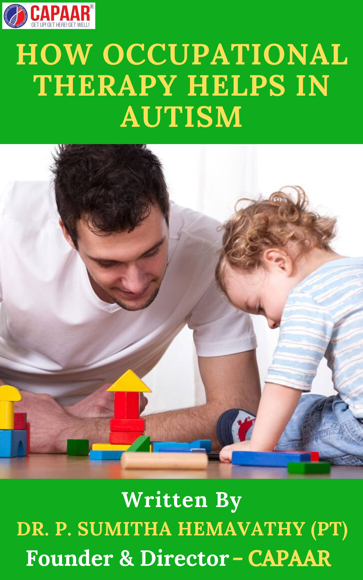 How Occupational Therapy helps in Autism