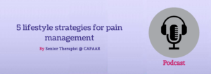 Pain Management Podcast | Pain Management Therapy in Bangalore