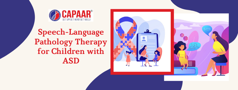 Speech Therapy Centre in Bangalore for ASD | CAPAAR
