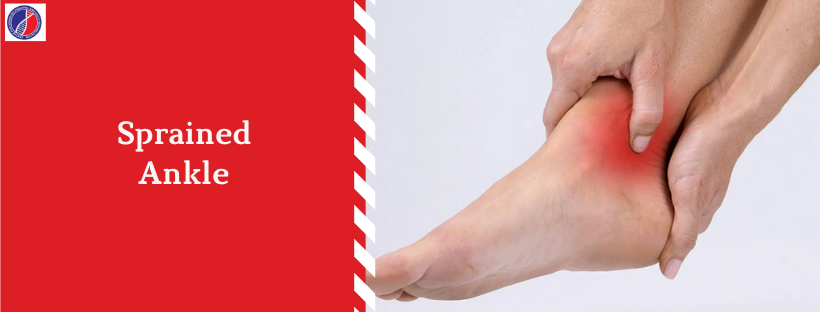 Ankle Sprain | Physiotherapist in Bangalore