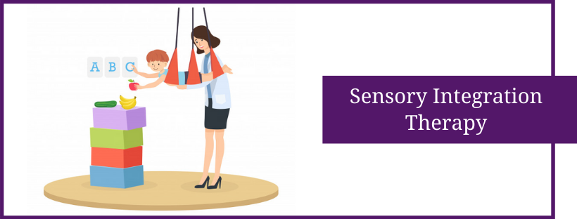 Sensory Integration Therapy | Speech and Language Therapy Centre in Bangalore