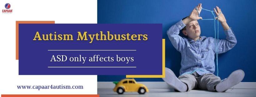 Autism Mythbuster